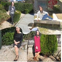 Dulce y Chic by Nuria: Outfits Marzo