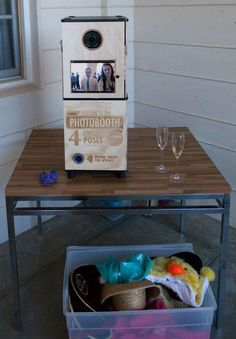 DIY Wedding Photobooth (iPad+DSLR+Eye Fi Card+Intervalometer)