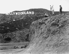 Haunted Hollywood - Legends and stories about supernatural (or just plain eerie) events in Hollywood, California Hollywood Sign, Golden Age Of Hollywood, Vintage Hollywood, Classic Hollywood, Hollywood Homes, Hollywood Glamour, Hollywood Stars, Hollywood Boulevard, City Of Angels