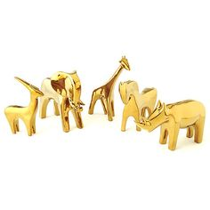 Dwell Studio Gold Menagerie