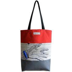 Tas 7: Handtas - voorkant voor #SR13 www.bikkies.nl/handtas-liesbeth-timmermans