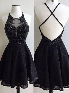 Sparkly Prom Dress, black lace prom dress short special occasion dresses short prom dress homecoming dress graduation dresses cut party dress , These 2020 prom dresses include everything from sophisticated long prom gowns to short party dresses for prom. Cute Homecoming Dresses, Hoco Dresses, Pretty Dresses, Evening Dresses, Graduation Dresses, Dress Prom, Elegant Dresses, Dresses Dresses, Dress Formal