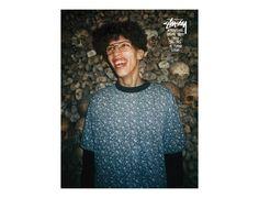 Stussy Fall '16 Tyrone Lebon, Stussy, Streetwear Brands, Curry, Street Wear, Fall, Blouse, Image, Tops