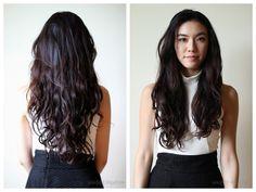 Hairdressing Advice That Will Keep Your Hair Looking Great – Hair Wonders Wedge Hairstyles, Modern Hairstyles, Permed Hairstyles, Short Hairstyles For Women, Asian Perm, Asian Hair, Wavy Perm, Perm Hair, Hair Perms