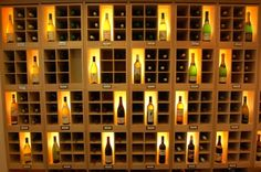 wine wall