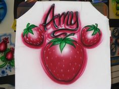 Airbrush Name Designs Amy Airbrush Designs, Airbrush Art, Airbrush Shirts, Name Design, Christmas Bulbs, Names, Holiday Decor, Shirt Ideas, Galleries
