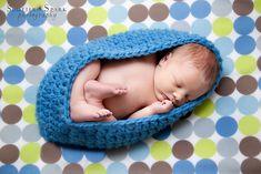 Ravelry: Quick & Easy Newborn Baby Bowl Nest Egg Pod Photo Prop Crochet Pattern pattern by Buttercup Baby