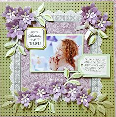I would like to share a few pages that I created for Anna's last HSN show, which aired July I had so much fun with some of these new it. Friend Scrapbook, Baby Girl Scrapbook, Birthday Scrapbook, Kids Scrapbook, Disney Scrapbook, Scrapbook Layout Sketches, Scrapbook Designs, Scrapbooking Layouts, Heritage Scrapbooking
