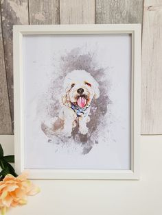 Personalised frames, jars & gifts for pets & owners by HollyandHugo Little Girl Pictures, My Little Girl, Dog Photo Frames, Sweet Jars, Dog Treat Jar, Gotcha Day, Personalised Frames, Dog Bag, Jar Gifts