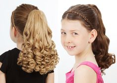 The Wig Outlet - Deluxe Ponytail - Curly Claw Wigs Online, Free Advice, Costume Wigs, Ponytail, Bamboo, Curly, Skull, Colours, Cola De Caballo