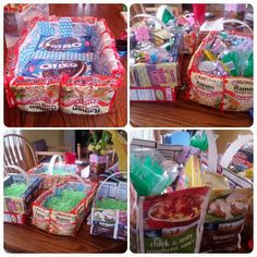 Beachpool themed easter baskets my first blog and pins easter baskets for adult children negle
