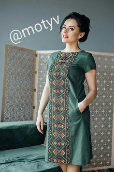 Batik Fashion, Abaya Fashion, Ethnic Fashion, African Fashion, Fashion Dresses, Simple Outfits, Simple Dresses, Short Dresses, African Wear Dresses