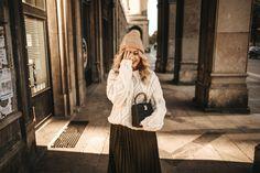 Dresses With Sleeves, Autumn, Long Sleeve, Sweaters, Fashion, Moda, Sleeve Dresses, Fall Season, Long Dress Patterns