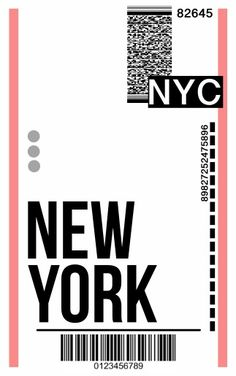 Fly Ticket Phone Case DIY – Template New York Here's a template to recreate the hyped fly ticket phone case in seconds! Handy Wallpaper, Iphone Background Wallpaper, Wallpaper Iphone Disney, Aesthetic Iphone Wallpaper, Schrift Design, Posters Vintage, Ticket Design, Aesthetic Phone Case, Phone Stickers