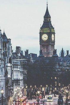 Imagen de london, city, and Big Ben