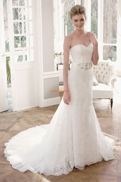 Designer Wedding Dresses and Formal Bridal Gowns by Mia Solano Lace Fishtail Wedding Dress, Wedding Dress Sizes, Wedding Dress Sleeves, Designer Wedding Dresses, Wedding Gowns, Lace Wedding, Wedding Attire, Bridal Gown Styles, Bridal Dresses