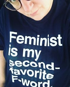 Can you guess what my first is? #resist #Feminist