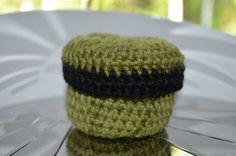 Crochet box/ Virkattu rasia #bestofEtsy #etsyretwt