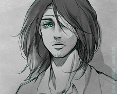 How did eren change from a sudical bastard to a badass?