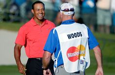 Welcome back, Tiger.