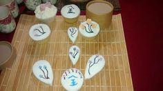Cupcakes y cookies estilo Zen