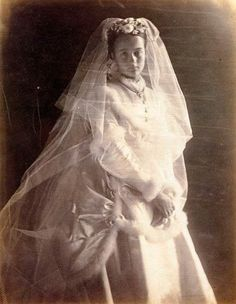 Victorian Wedding Dresses: 27 Stunning Vintage Photographs of Brides Before 1900 vintage everyday Victorian Wedding Dresses: 27 Stunning Vintage Photographs of Brides Before 1900 vintage everyday Vintage Wedding Photos, Vintage Bridal, Wedding Pics, Wedding Bride, Wedding Styles, Wedding Gowns, Wedding Ceremony, Vintage Weddings, Wedding Shot