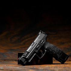 Striker Fired, Best Concealed Carry, Heckler & Koch, Handgun, Badass, Weapons, Guns, Instagram, Weapon