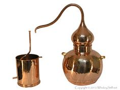 Whiskey Still Co. Handmade premium quality copper moonshine stills