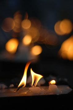Lights of Faith III by Abishesh