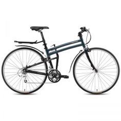 Nice Montague Navigator Folding Bike - 700c 27 Speed