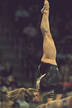 in my eyes, one of the best beam gymnasts, shawn johnson