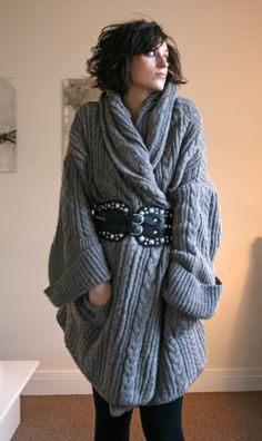 I. Need. This. Sweater!!!  Talk about comfort!!!