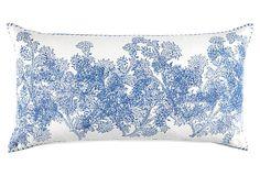 John Robshaw Lounge Chicory Pillow on OneKingsLane.com