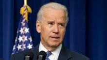 """Biden: Be Optimistic on State of the Nation 'In Spite of Who's President' ----------------------------------------------------- It always surprises me when we don't have the degree of optimism that we should about the state of the nation.. and in spite of who's president, in spite of who's in the Congress, the American people are so much stronger, so much more resilient, so much more capable, that even the ridiculous policies of our friends on the right cannot keep them from moving forward."""""""