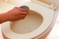 Ecco Tre Facili Trucchi per eliminare le Incrostazioni di Calcare dal tuo Water