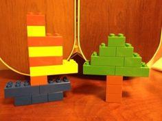 子供でも簡単に作れるレゴ(デュプロ)作品集
