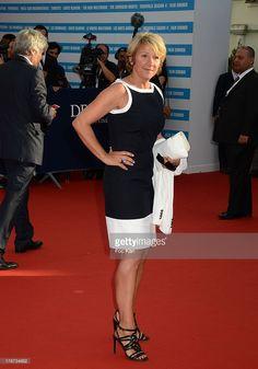 Photo d'actualité : Ariane Massenet attends the 39th Deauville...