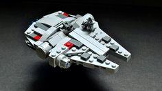 Micro Millenium Falcon