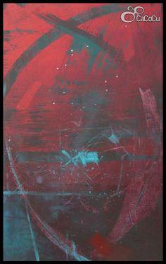 """""""Paz completo"""". J. Doña. Técnica mixta sobre tabla. Dimensiones: 73,5 x 122 cm"""