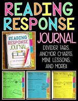 Reading Response Journals are the perfect place for students to respond to novels that are read aloud in the classroom. This Reading Response Journal covers 10 different reading skills and strategies. Reading Lessons, Reading Strategies, Reading Skills, Teaching Reading, Reading Comprehension, Guided Reading, Reading Logs, Reading Time, Teaching Ideas