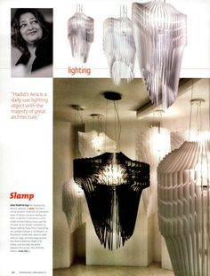 Aria and Avia by Zaha Hadid Interior Design USA May 2014