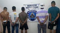 Policía de Carabobo desarticuló en Naguanagua banda dedicada al robo de vehículos