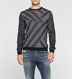 MEN - JUMPERS & CARDIGANS | Calvin Klein Store