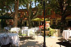 Hotel and Restaurant Les Florets, Gigondas, France – September ...
