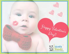 Sending lots of #AndyPandy love to all this Valentine's Day! © Adorable #AndyPandyBaby of Kat L.