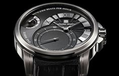 Antoine Martin introduces the Slow Runner with a HUGE Balance Wheel | Monochrome Watches
