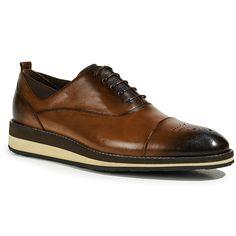 Alfred Erkek Günlük Ayakkabı Taba