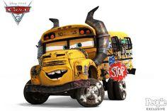 Noticias de cine y series: 'Cars 3': Nathan Fillion y Kerry Washington se unen al reparto de la película