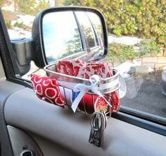 .  This is a great idea for travel no matter what projects you like to take along!