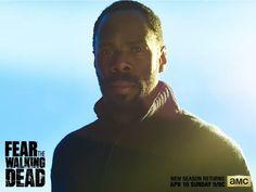 #FearTheWalkingDead #FTWD #Season2 returns April 10.